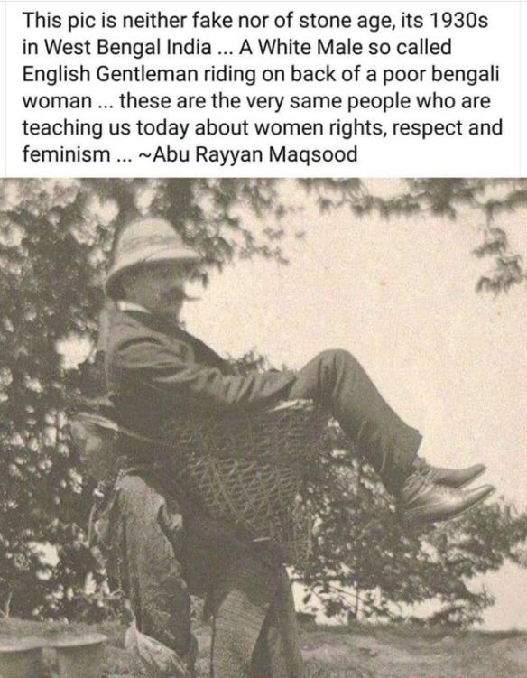 EnglishOnBengaliWOman
